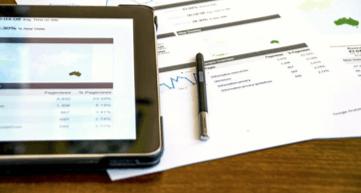 Online Marketing Ist - Analyse